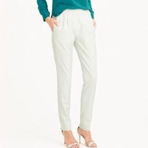 J. Crew Wool Harlow Trouser Pants 6 S3410